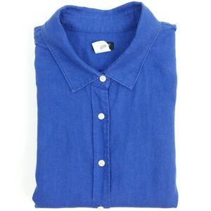 100% Linen Button Up Shirt